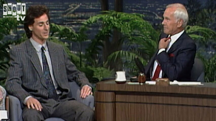 The Johnny Carson Show: Comic Legends Of The '90s - Bob Saget (5/5/89)