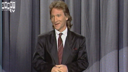 The Johnny Carson Show: Comic Legends Of The '90s - Bill Maher (11/3/89)