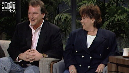 The Johnny Carson Show: Comic Legends Of The '90s - Tom Arnold (7/20/90)