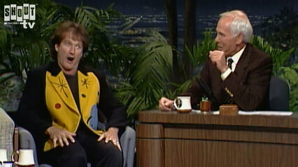 The Johnny Carson Show: Comic Legends Of The '90s - Robin Williams (9/19/91)