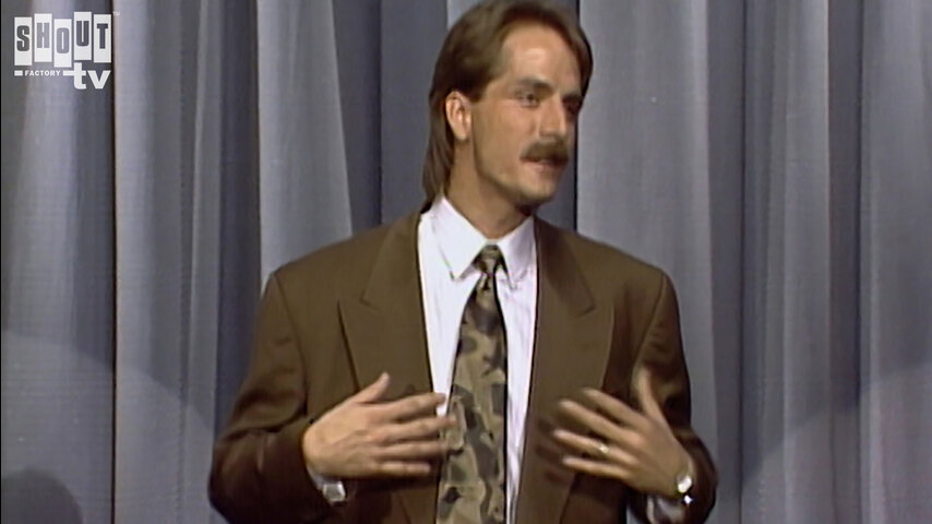 The Johnny Carson Show: Comic Legends Of The '90s - Jeff Foxworthy (11/7/91)