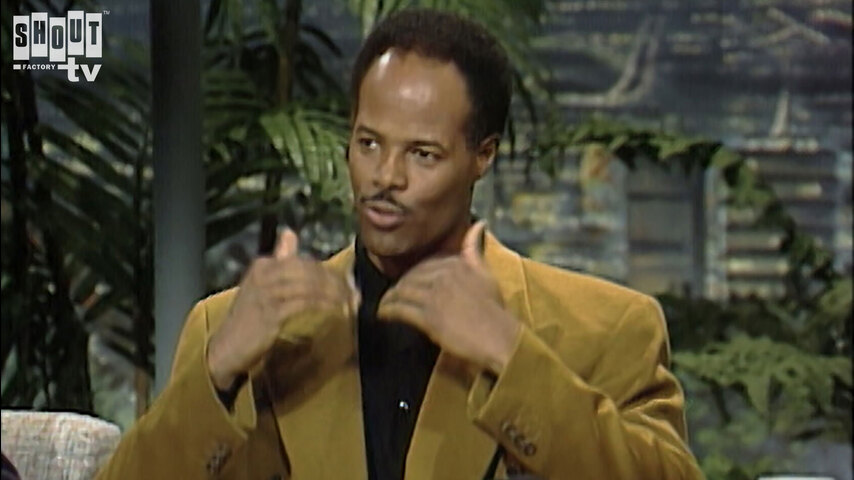 The Johnny Carson Show: Comic Legends Of The '90s - Keenan Ivory Wayans (1/16/92)