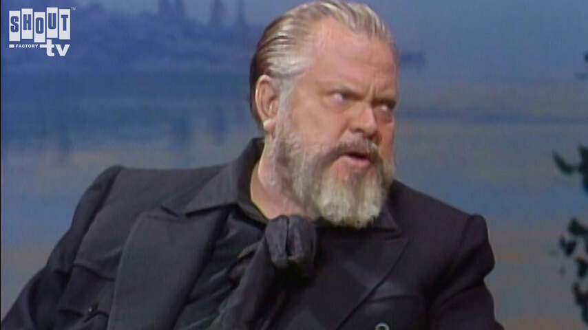 The Johnny Carson Show: Hollywood Icons Of The '50s - Orson Welles (9/23/76)