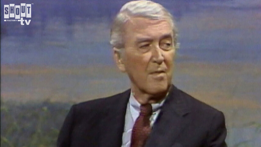 The Johnny Carson Show: Hollywood Icons Of The '50s - Jimmy Stewart (7/12/77)