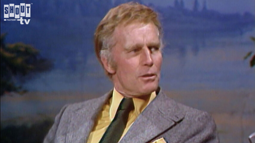 The Johnny Carson Show: Hollywood Icons Of The '50s - Charlton Heston (4/30/80)