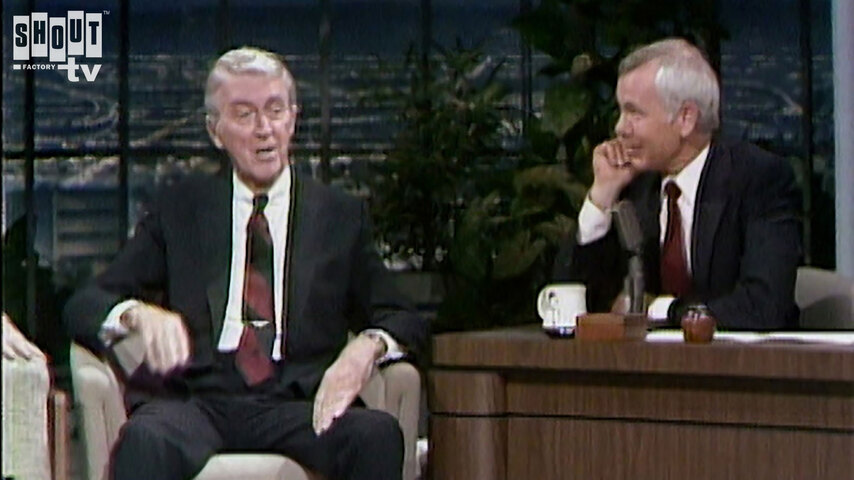 The Johnny Carson Show: Hollywood Icons Of The '50s - Jimmy Stewart (12/11/80)