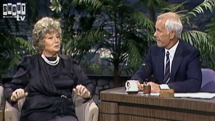 The Johnny Carson Show: Hollywood Icons Of The '50s - Shelley Winters (8/28/87)