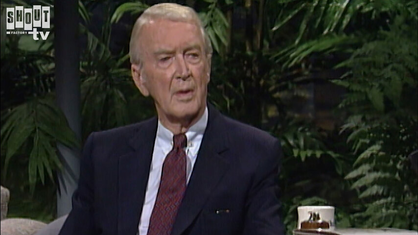 The Johnny Carson Show: Hollywood Icons Of The '50s - Jimmy Stewart (9/7/89)