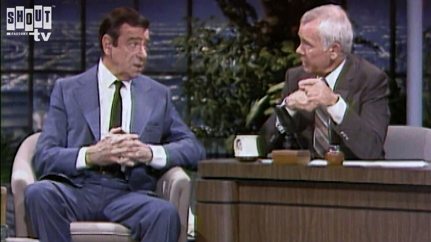 The Johnny Carson Show: Hollywood Icons Of The '60s - Walter Matthau (12/10/81)