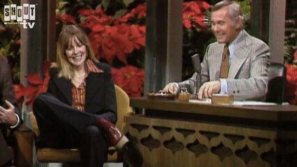 The Johnny Carson Show: Hollywood Icons Of The '70s - Diane Keaton (12/28/72)