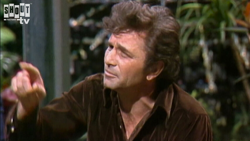 The Johnny Carson Show: Hollywood Icons Of The '70s - Peter Falk (10/5/73)