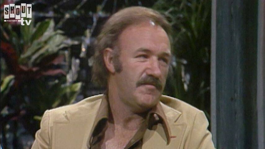 The Johnny Carson Show: Hollywood Icons Of The '70s - Gene Hackman (3/21/74)