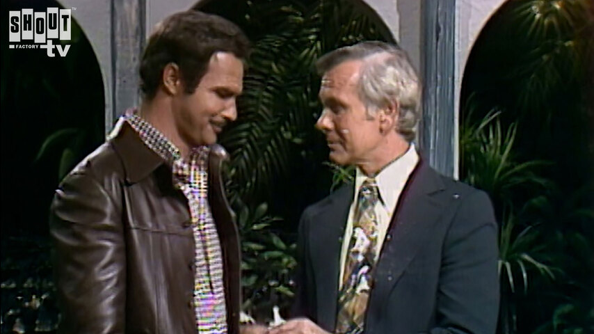 The Johnny Carson Show: Hollywood Icons Of The '70s - Burt Reynolds (9/26/74)