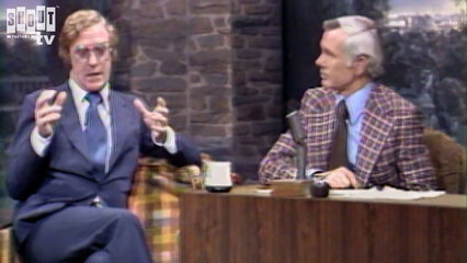 The Johnny Carson Show: Hollywood Icons Of The '70s - Michael Caine (12/5/75)