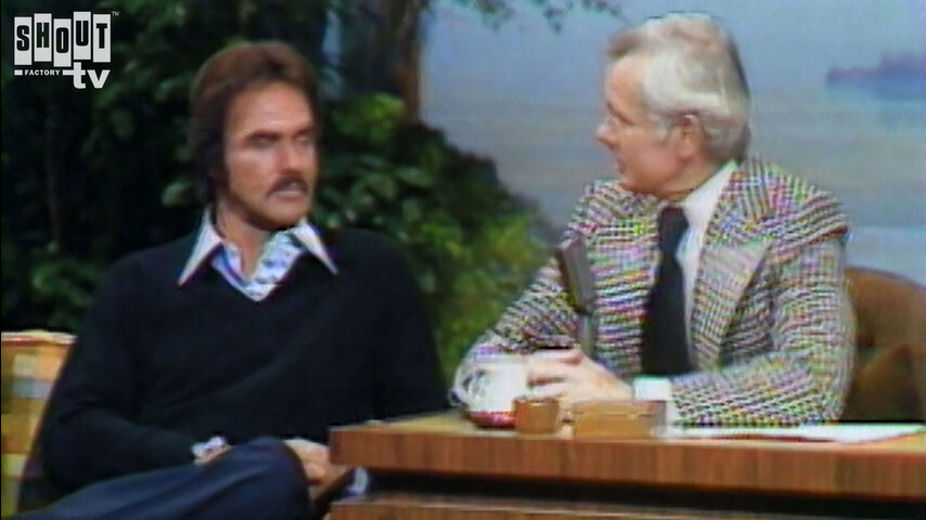 The Johnny Carson Show: Hollywood Icons Of The '70s - Burt Reynolds (3/2/77)