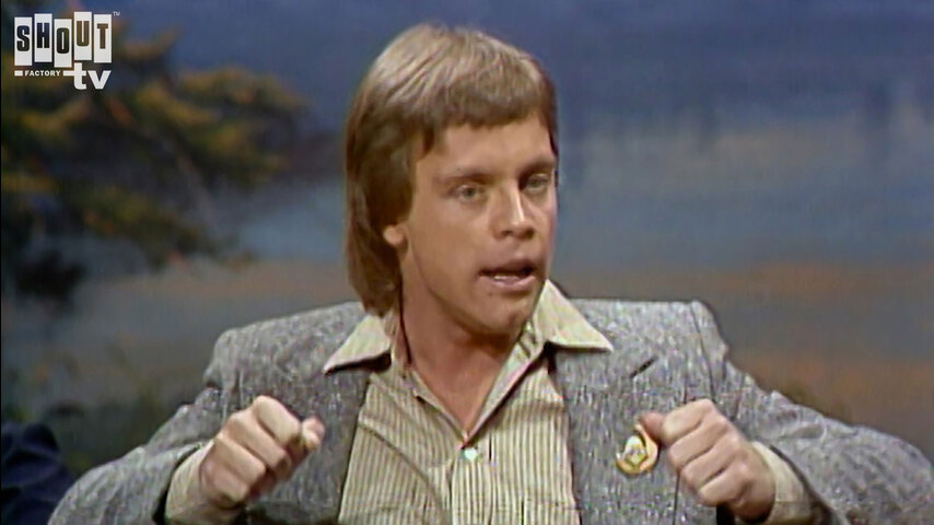 The Johnny Carson Show: Hollywood Icons Of The '70s - Mark Hamill (11/29/77)
