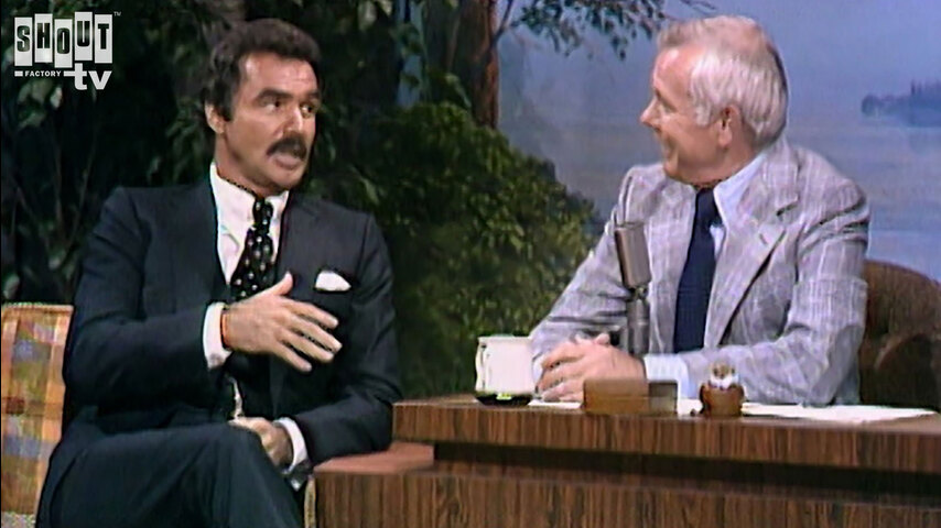 The Johnny Carson Show: Hollywood Icons Of The '70s - Burt Reynolds (6/21/79)
