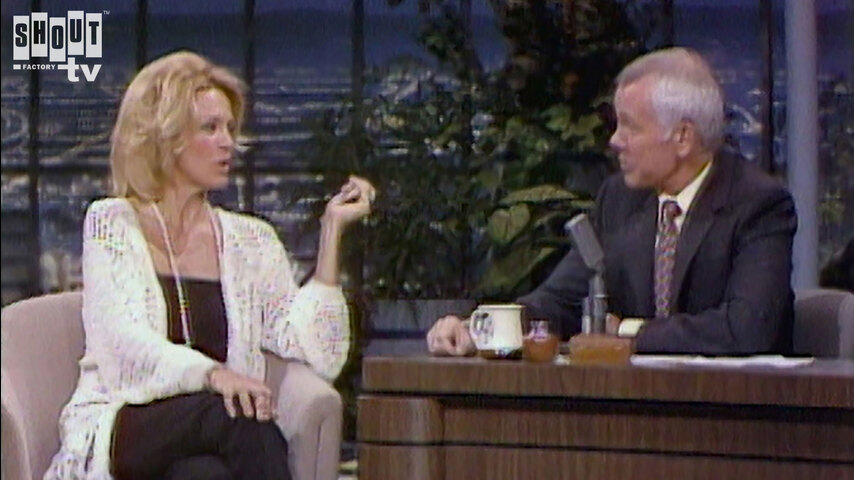 The Johnny Carson Show: Hollywood Icons Of The '70s - Angie Dickinson (7/31/81)