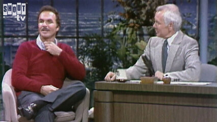 The Johnny Carson Show: Hollywood Icons Of The '70s - Burt Reynolds (2/11/82)