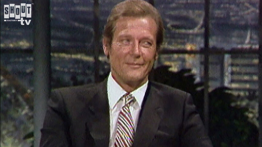 The Johnny Carson Show: Hollywood Icons Of The '70s - Roger Moore (3/30/82)