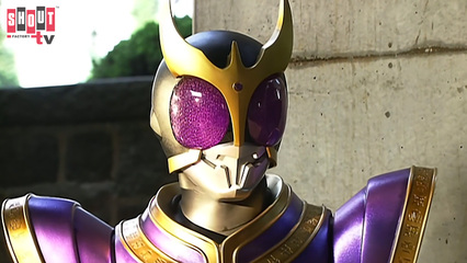 Kamen Rider Kuuga: S1 E24 - Strengthening