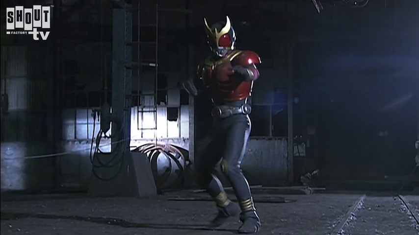 Kamen Rider Kuuga: S1 E21 - Secrets