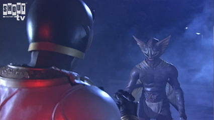 Kamen Rider Kuuga: S1 E2 - Transformation