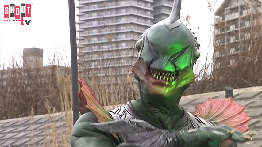 Kamen Rider Kuuga: S1 E14 - Omen
