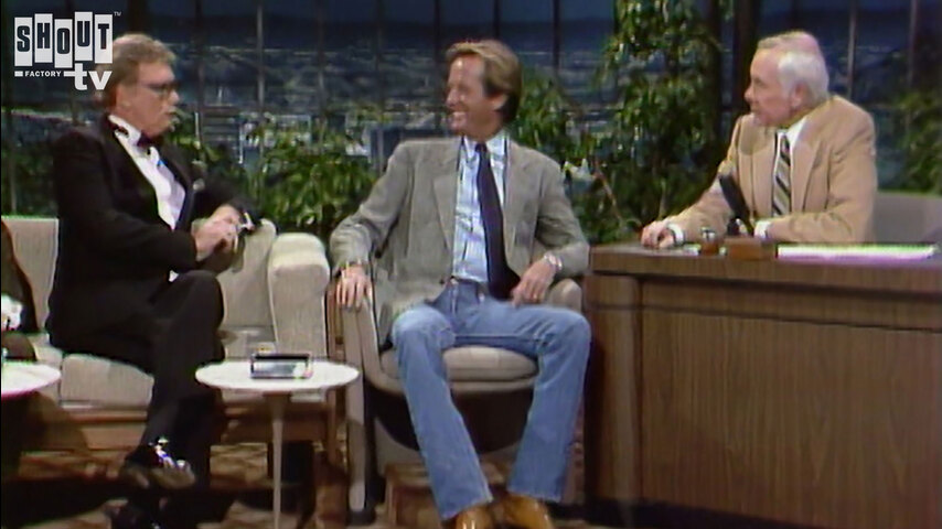 The Johnny Carson Show: Hollywood Icons Of The '70s - Peter Fonda (1/4/85)