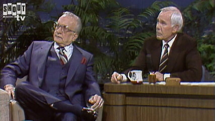 The Johnny Carson Show: Hollywood Icons Of The '70s - George C. Scott (11/3/87)