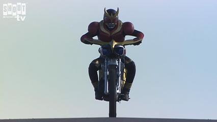 Kamen Rider Kuuga: S1 E5 - Distance