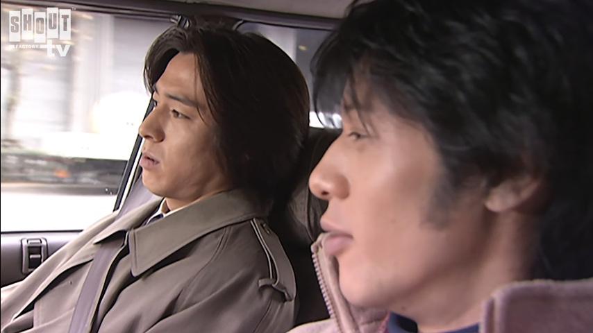 Kamen Rider Kuuga: S1 E4 - Sprint