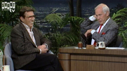 The Johnny Carson Show: Hollywood Icons Of The '70s - Leonard Nimoy (4/3/91)