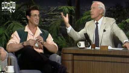 The Johnny Carson Show: Hollywood Icons Of The '70s - Sylvester Stallone (5/2/91)