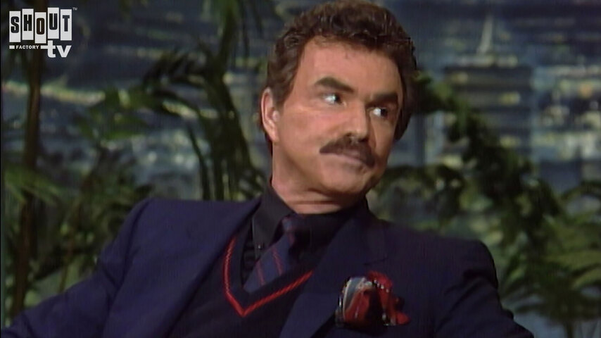 The Johnny Carson Show: Hollywood Icons Of The '70s - Burt Reynolds (3/12/92)
