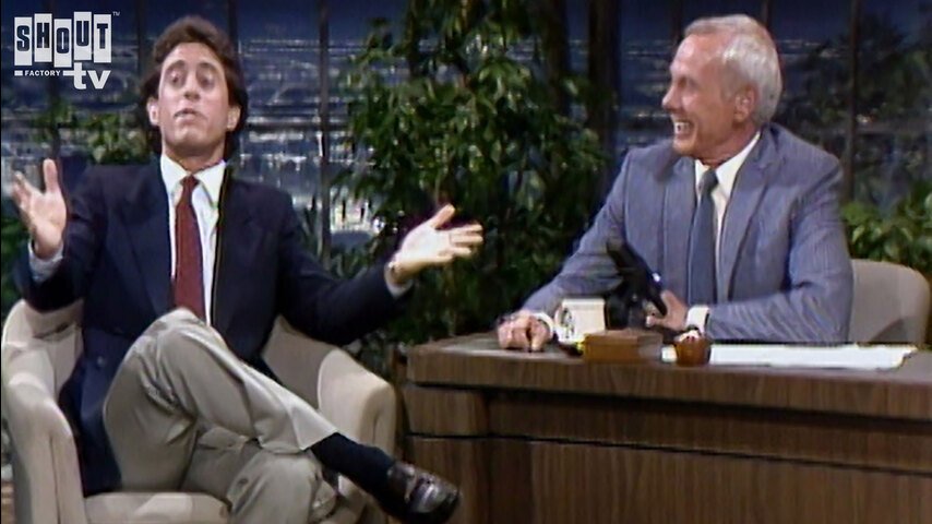 The Johnny Carson Show: The Best Of Jerry Seinfeld (11/17/83)