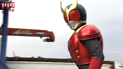 Kamen Rider Kuuga: S1 E40 - Impulse