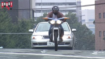 Kamen Rider Kuuga: S1 E38 - Transition