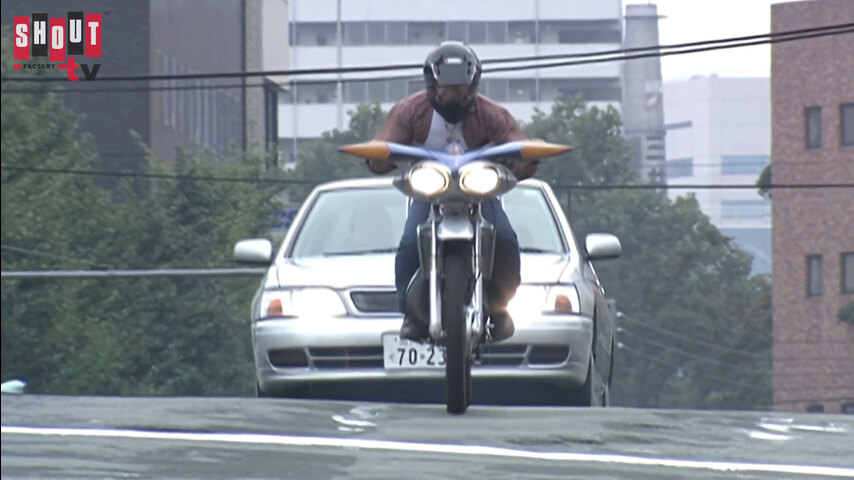 Kamen Rider Kuuga: S1 E38 - Transition