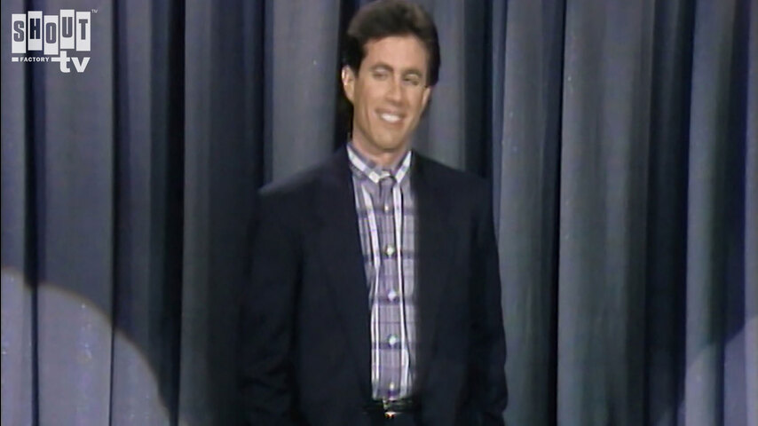 The Johnny Carson Show: The Best Of Jerry Seinfeld (6/9/88)
