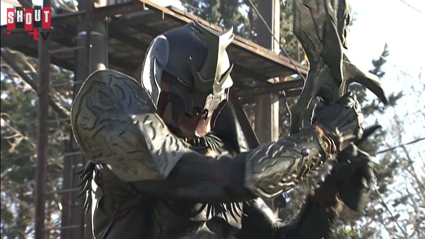 Kamen Rider Kuuga: Kuuga: S1 E45 - Archenemy
