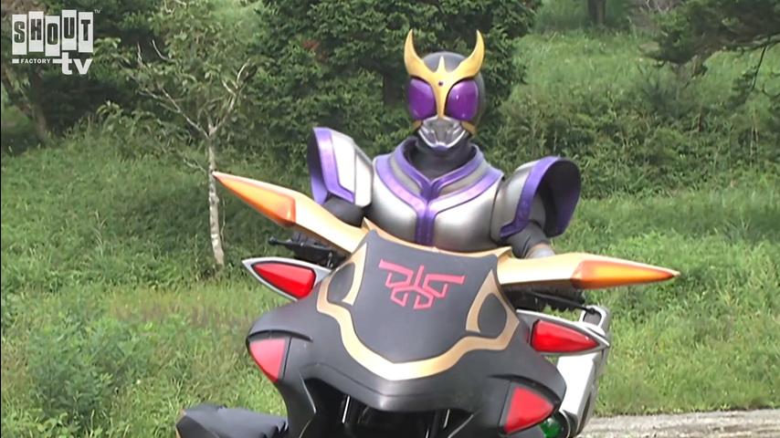 Kamen Rider Kuuga: S1 E35 - Emotion