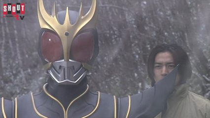 Kamen Rider Kuuga: S1 E48 - Kuuga