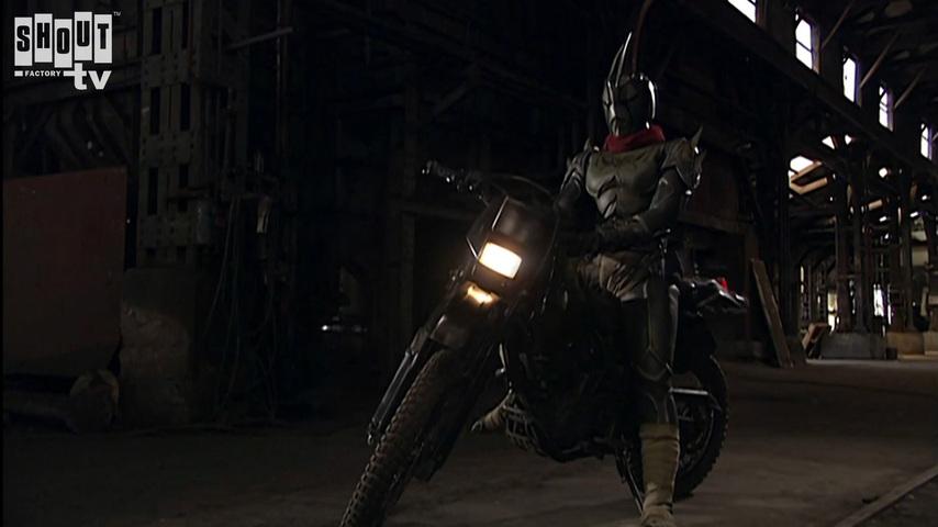 Kamen Rider Kuuga: S1 E27 - Ripple