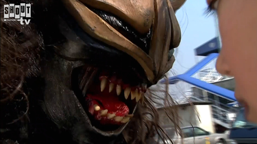 Kamen Rider Kuuga: S1 E36 - Complication