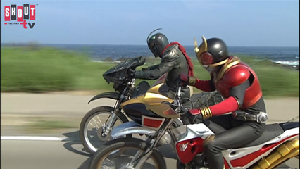 Kamen Rider Kuuga: S1 E32 - Obstacle