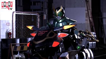 Kamen Rider Kuuga: S1 E39 - Gooma