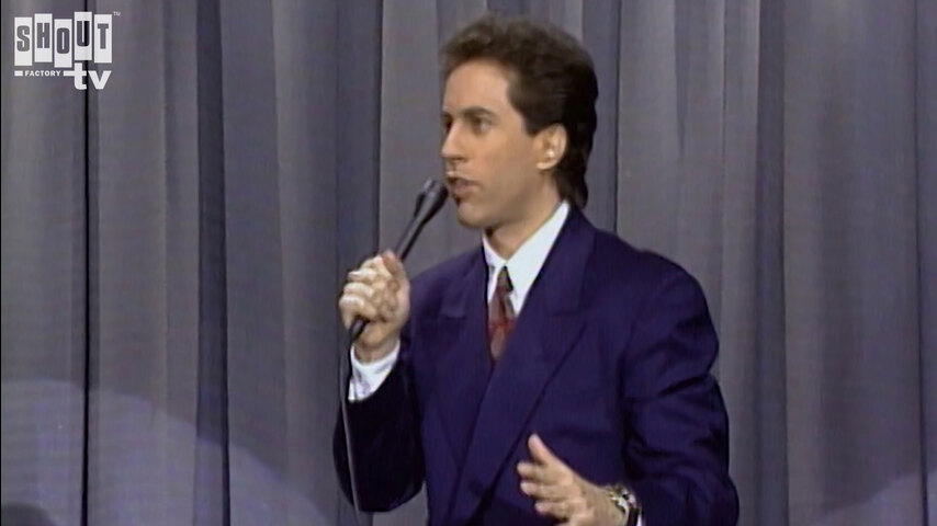 The Johnny Carson Show: The Best Of Jerry Seinfeld (2/21/91)