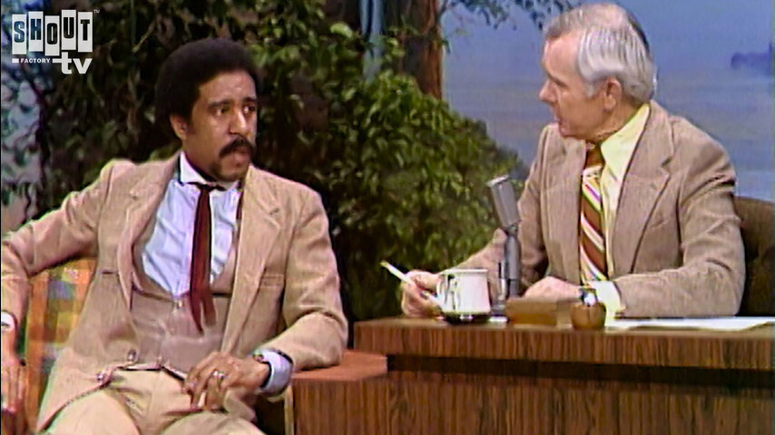 The Johnny Carson Show: The Best Of Richard Pryor (1/12/79)