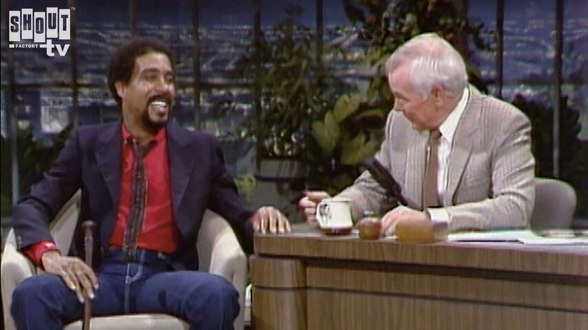 The Johnny Carson Show: The Best Of Richard Pryor (2/9/83)
